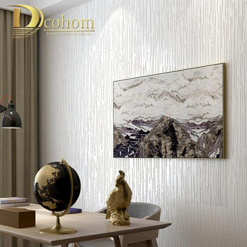 Us 16 49 45 Off Vintage Plain Solid Abstract Concrete Cement Wallpaper Charcoal Silver Grey Wall Paper Roll For Bedroom Living Room Decor In