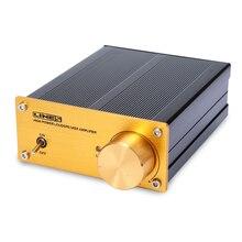 100W Digital Power Amplifier Home Audio Stereos HiFi 2.0Channel Loudspeaker Amp цена и фото