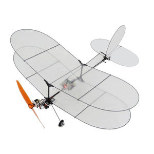 FS TY Black Flyer V2 RC Airplane Kit With Power Models