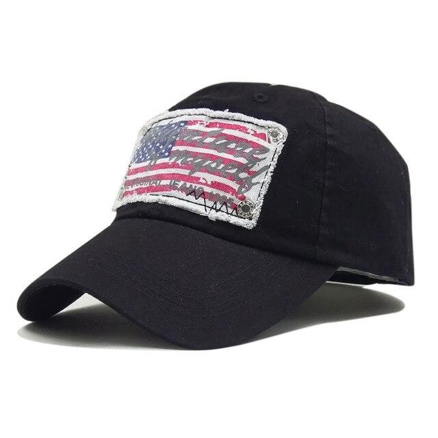 e3686a7596 Black Rebel Washed Denim Women Baseball Cap Dad Brand Bone Hats For Men Hip  hop Gorras Fashion embroidery Vintage Hat Caps