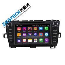 2 + 16 GB Android 7.1 jogador do carro DVD para Toyota Prius 2009-2013 com Quad-core, wiFi, 3g, Bluetooth, Câmera, DVR, USB(China)