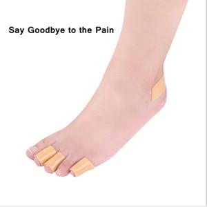Image 3 - Foam Foot Corn Calluses Toe Finger Protector Tape Hallux Valgus Bunion Shoe Cushion Anti friction High Heel Feet Pads Sticker