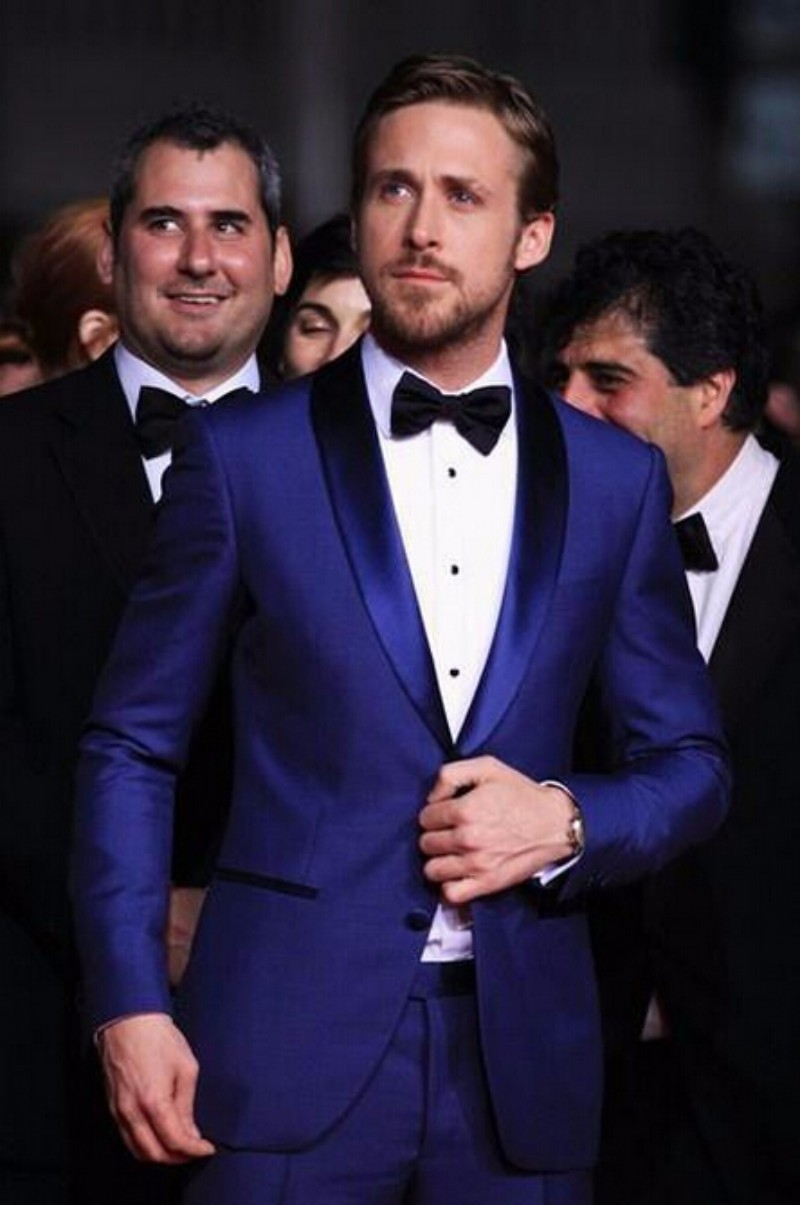 Aliexpress.com : Buy navy blue suits for men/Groom wear Wedding ...