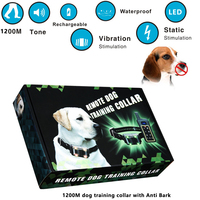 Training Collar For Small Medium Sized Dogs Humane Safe Shock Anti Bark Collar Stop Barking With