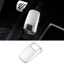 Автомобильная ручка переключения передач из АБС матового/углеродного