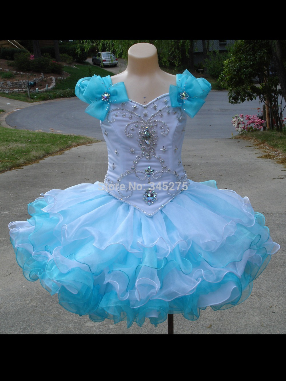 Popular Baby Pageant Gowns-Buy Cheap Baby Pageant Gowns lots from ...