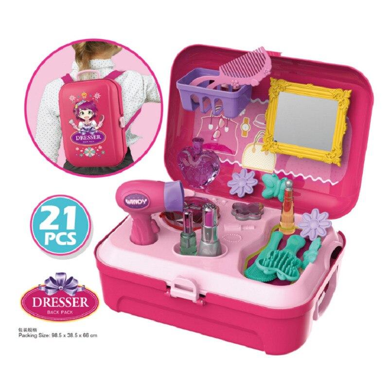 Us 378 Udawaj że Bawisz Się Zabawkami Dla Dzieci Oyuncak Kuchniaoprzyrządowaniado Makijażuzestaw Dla Zwierząt Dla Chłopców Dziewczyna