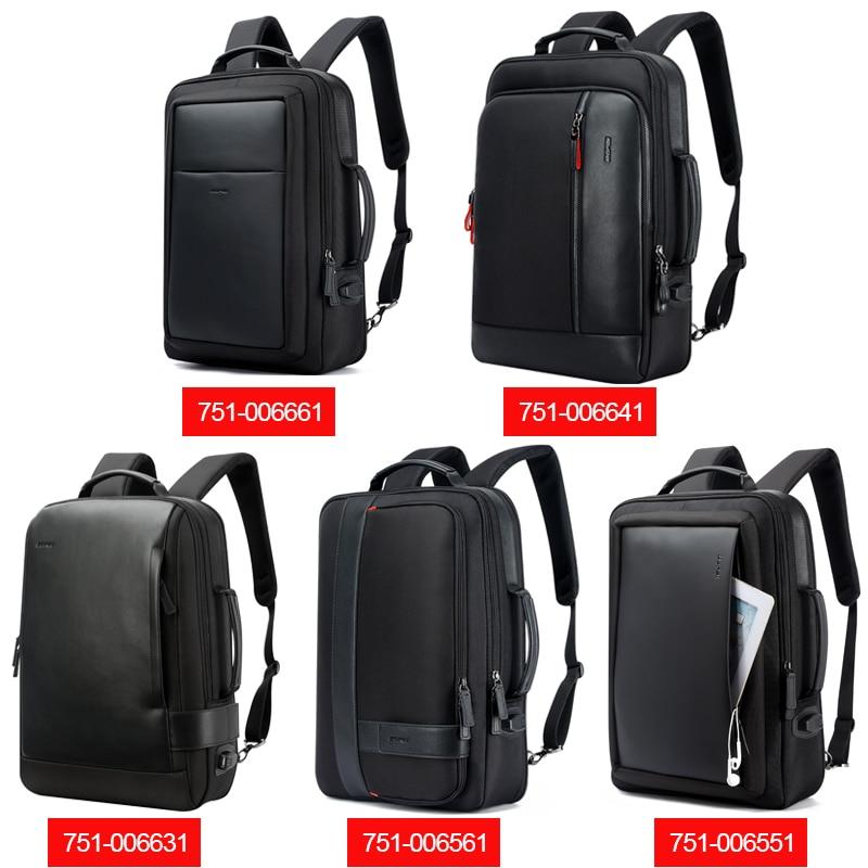 Купить с кэшбэком BOPAI Multifunction Enlarge Laptop Backpacks USB Charging 15.6 Inch Men's Backpack Anti theft Large Capacity Male Travel Bag