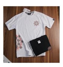 KODASKIN New Street Men T-shirt Tees Tops Fashion Casual Tee Cotton tshirt