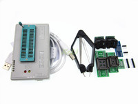 HAILANGNIAO 1KIT MiniPro TL866CS Prgrammer USB Universal Programmer Bios Programme 6 Pcs Adapter NO BOX