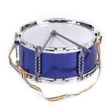 New Arrival! Colorful Jazz Snare Drum Percussion Instrument with Drum Sticks Strap Musical Toy for Children Kids