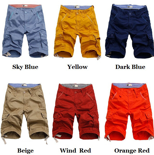 Wholesale Best Quality Mens American Army Style Shorts Cargo Loose ...