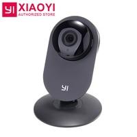 International Edition Xiaoyi YI Home IP WIFI Camera HD 720P 110 Two Way Audio Activity