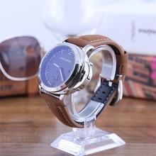 In Stock Men's Watches Top Brand Luxury SANCYBIRDS Men Military Sport Luminous Wristwatch Leather Quartz Watch Relogio Masculino