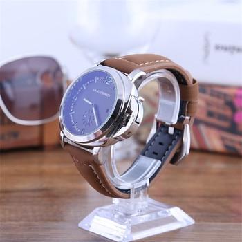 цена на Men's Watches Top Brand Luxury Men Military Sport Luminous Waterproof Wristwatch Leather Quartz Watch Relogio Masculino