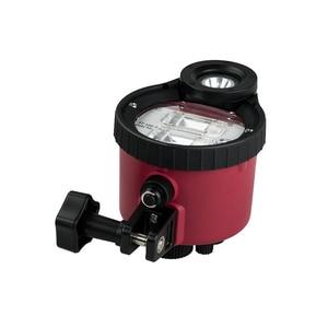 Image 3 - Водонепроницаемый стробоскоп Seafrogs ST 100 Pro 5500K для Sony, Canon, Fujifilm, Nikon, корпуса для подводной камеры, чехол для дайвинга
