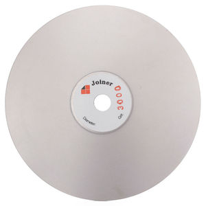"""Image 4 - 6"""" inch 150 mm Grit 60 3000 Diamond Grinding Disc Abrasive Wheel Coated Flat Lap Disk for Gemstone Jewelry Glass Rock Ceramics"""