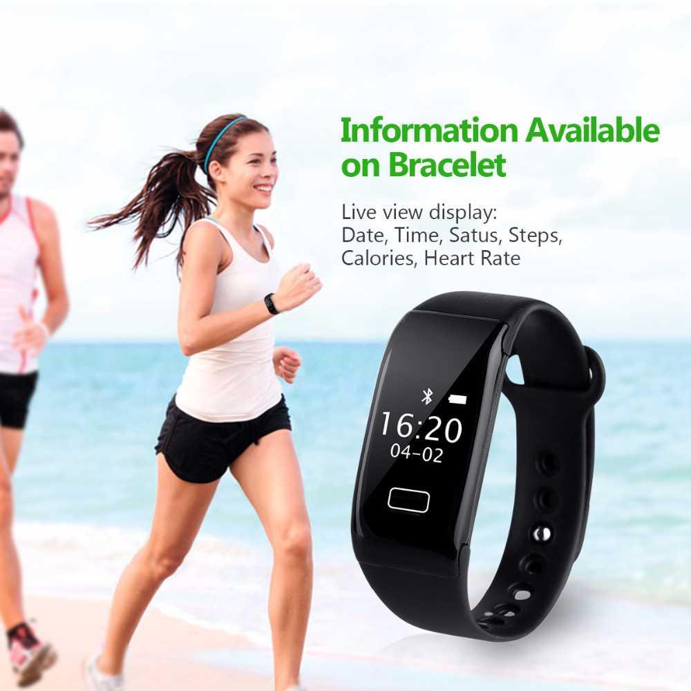 Hot Selling K18S smart bracelet with Blood oxygen wristband Heart Rate Fitness Tracker Monitor smart watch