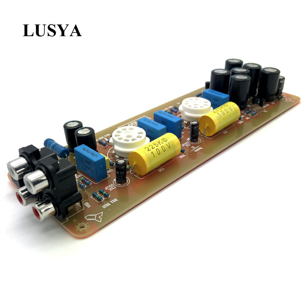 Accessories & Parts Lite Ls29 Pcb Tube Buffer Preamplifier Board Pcb Based On Musical Fidelity X10-d Pre-amp Circuit Audio & Video Replacement Parts