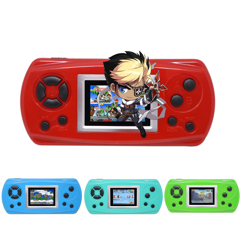 Portable Handheld Game Players Built In 328 Childhood Classic Game Handheld Gamepad 2.2 Video game console Kids Puzzle Game