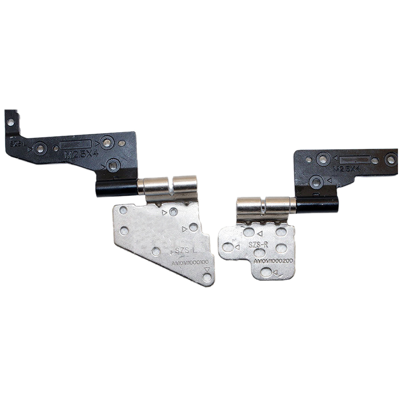 New LCD Hinge For Dell Latitude 5530 E5530 Series L+R LCD Screen Hinge Set AM0M1000100 2