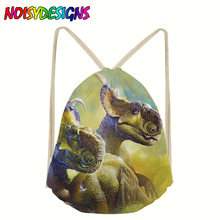 Men's Jurassic World Dinosaur 3D Print Travel Soft Back Women's Mochila Bundle Men's Backpack Bundle Pocket Bulk Drawstring bag