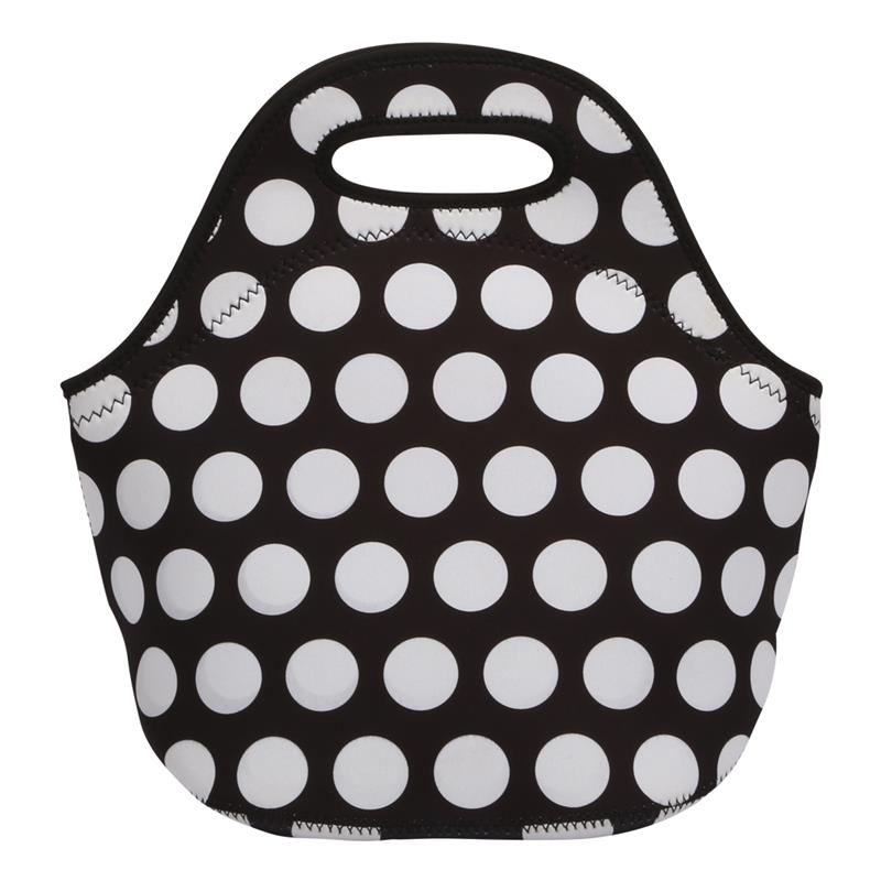 Lunch Handbag Thermal Insulated Neoprene Lunch Bag For Women Kids Lunch Bags Cooler Insulation Lunch Box Food Cooler Bag