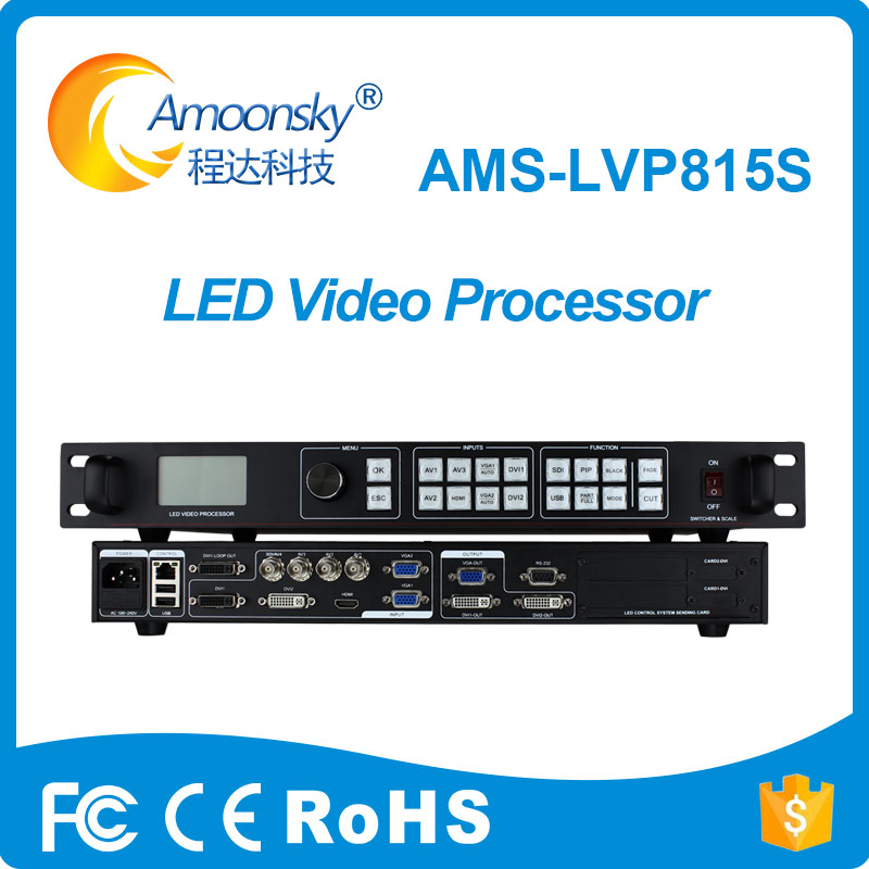 LVP815S SDI LED Video Processor input HDMI/DVI/VGA/CVBS 2304*1152 pixel LED rental screen video processor for rgb ledLVP815S SDI LED Video Processor input HDMI/DVI/VGA/CVBS 2304*1152 pixel LED rental screen video processor for rgb led