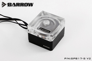 Image 2 - Barrow DDC PWM Pump 17W Maximum Flow Lift 5.5 Meters 960L/H Manual Speed Regulation or PWM 3000RPM Water Cooling System