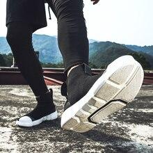 teens Popular Comfortable Brands Men Boots Casual Male Boots Fashion Style Men Shoes Bottes pour hommes Breathable short Boots