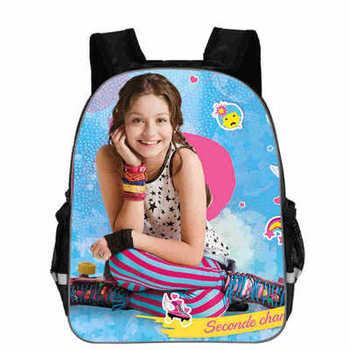 2019 new jojo siwa girls 11inch School Bags SchoolBags satchel for girls boys kids orthopedic packbag mochila escolar book Bag new style school bags for boys