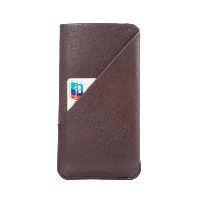 New Fashion Credit Card Holder Bag Leather Phone Case for innjoo Fire2 Pro LTE Cases Cover Mobile Phone Accessories 4 Colors