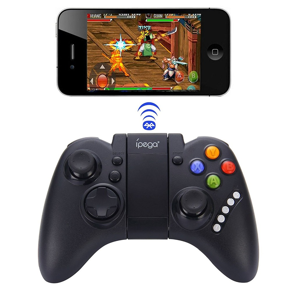 PG 9021 Wireless Bluetooth Gamepad Multimedia Game Controller Joystick for Games Android iOS PC for Xiaomi iphone