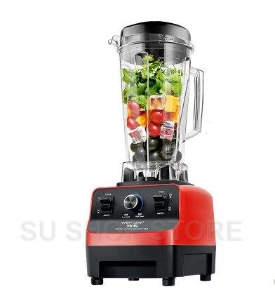 2L mélangeur Commercial robuste mélangeur de puissance professionnel mélangeur presse-agrumes robot culinaire japon lame