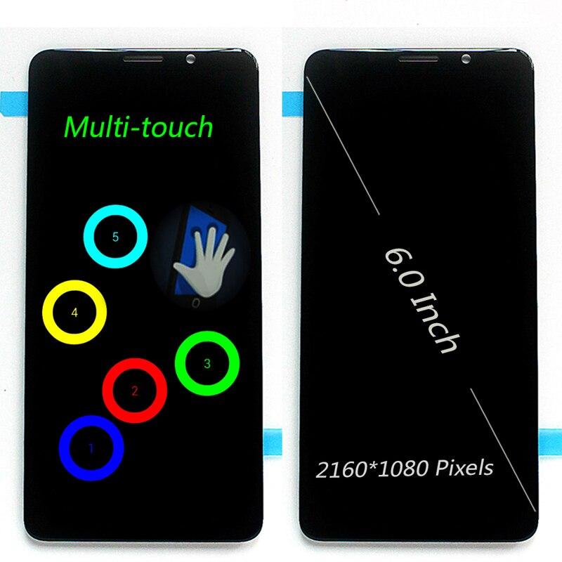 Для S6 edge plus lcd без битых пикселей Белый Синий Серый Золотой протестированный AMOLED сенсорный экран G928F Мобильный телефон ЖК - 2