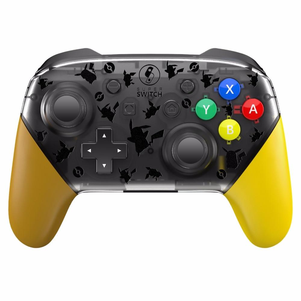Comfortable Replacement Shell For Nintendo Super Smash Bro. Edition Pro Controller Joy-Con Game Console