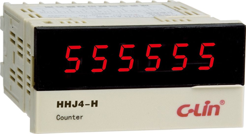 c-lin HHJ4-H reversible counter AC220 футболка lin show 367