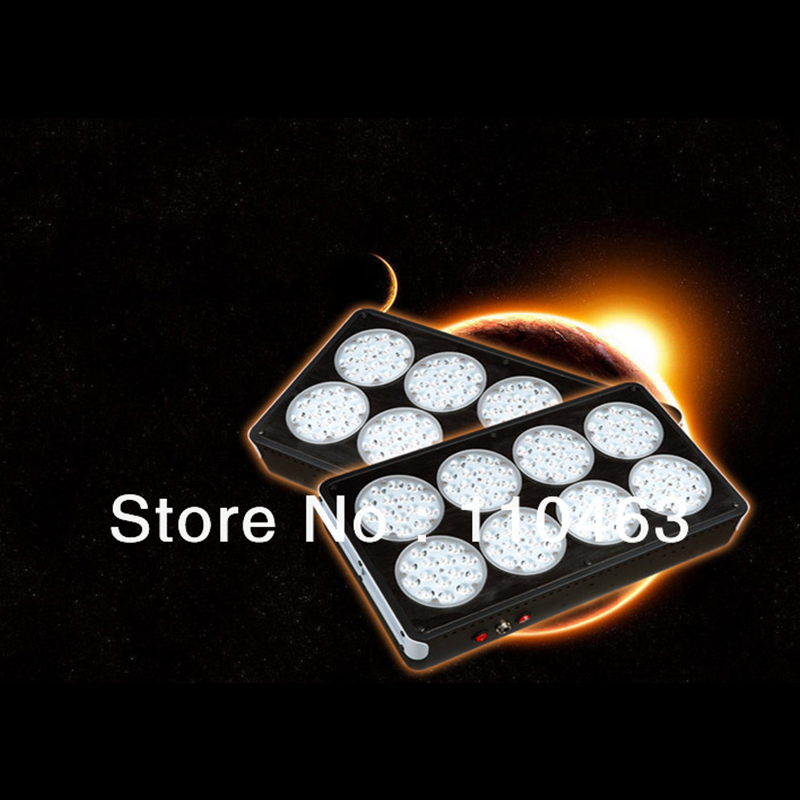 Apollo 8 led 120x3W Led grow light Greenhouse hydroponics lamp plants indoor flowering - JIEMING OPTOELETRONIC CO., LIMITED store