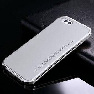 Image 3 - Роскошный чехол для телефона Xiaomi Mi6 с алюминиевым и поликарбонатовым корпусом для Xiaomi Mi 6 (5,15 дюйма)