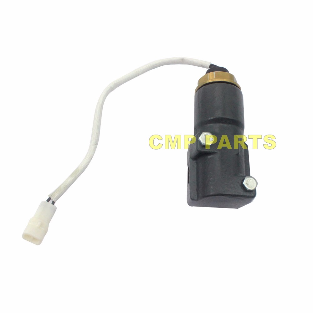 EX100-3 EX100-5 EX120 EX120-2 High Speed Solenoid Valve 9120191 for Hitachi Excavator pc400 5 pc400lc 5 pc300lc 5 pc300 5 excavator hydraulic pump solenoid valve 708 23 18272 for komatsu