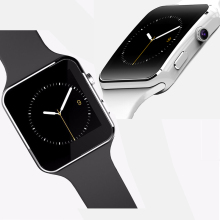 2015 New Bluetooth Smart Watch X6 Smartwatch X6 Smartwatch For Apple iPhone Android Phone With Camera
