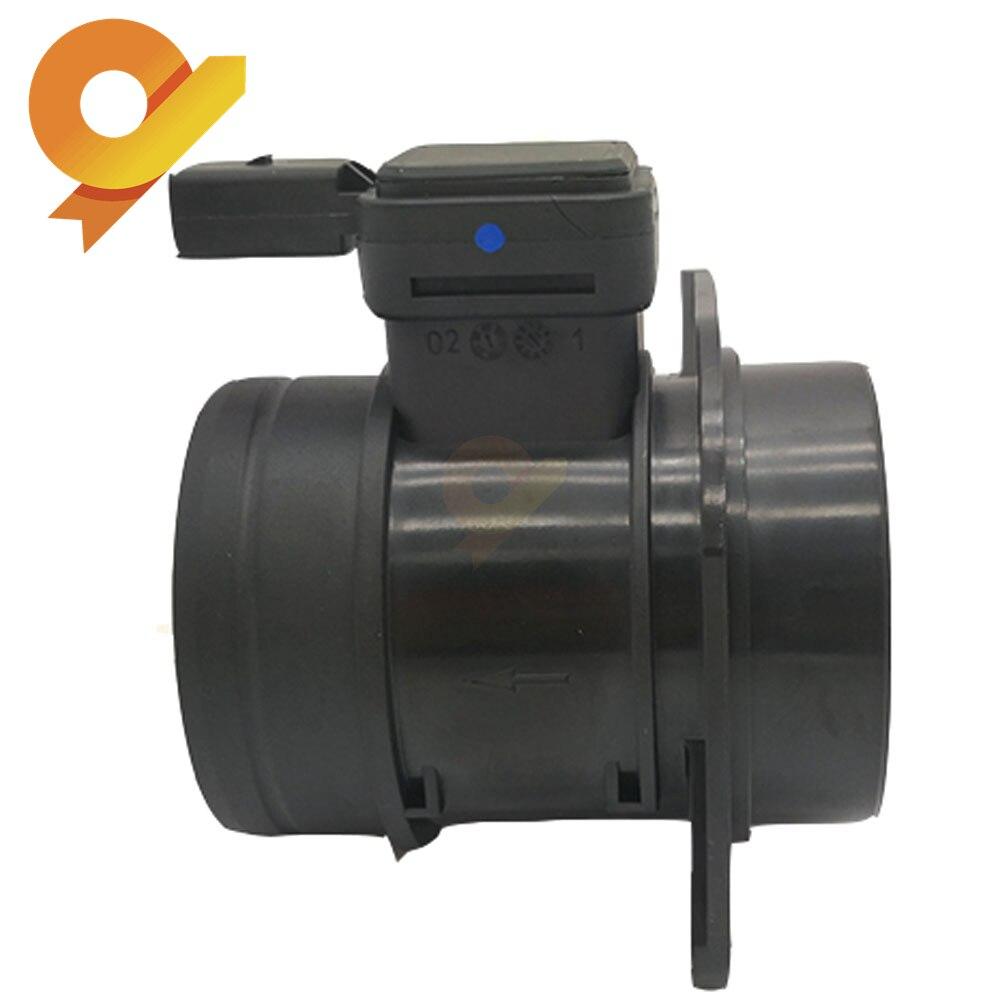 5WK97023 03L906461 Mass Air Flow Sensor Meter For SEAT ALTEA LEON IBIZA TOLEDO SKODA ROOMSTER FABIA SUPERB YETI RAPID 1.6 TDI цена