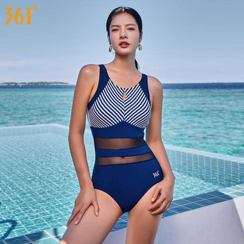 361 Sexy Mesh Transparent Maillot de Bain Une Pièce Bikini Femmes Maillot De Bain Maillots De Bain Dos Nu Monokini Femme Maillot De Bain Filles Baigneurs