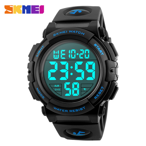 Hot SKMEI Brand Luxury Sports Watches Men Outdoor Fashion Digital Watch Multifunction LED Wristwatches Man Relogio Masculino Karachi