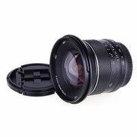 Новый 12 мм f2.8 f/2.8 Руководство Широкий формат объектив для Sony E крепление NEX F3 c3 5 5N 5R 5 т 6 7 a6300 a6000 a5100 A5000 ILCE 6000 Камера