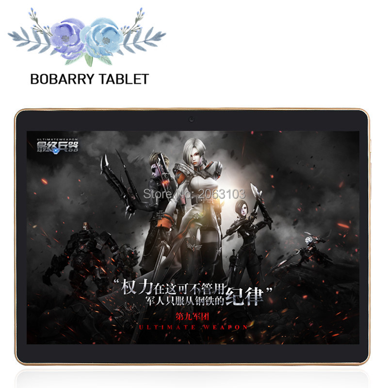 9.6 Inch Original 3G Phone Call Android Quad Core Tablet pc Android 5.1 2GB RAM 16GB ROM WiFi GPS FM Bluetooth 2G+16G Tablets Pc original 8 inch lenovo yoga tablet 3 yt3 850f qualcomm apq8009 quad core 2gb 16gb android 5 1 tablet pc 8mp rotation camera