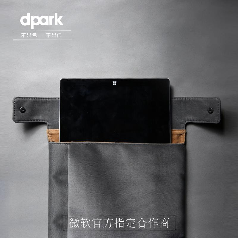 Envío gratis D-park Microsoft Surface Pro 4/3 bolsa / caja, nueva - Accesorios para laptop - foto 5