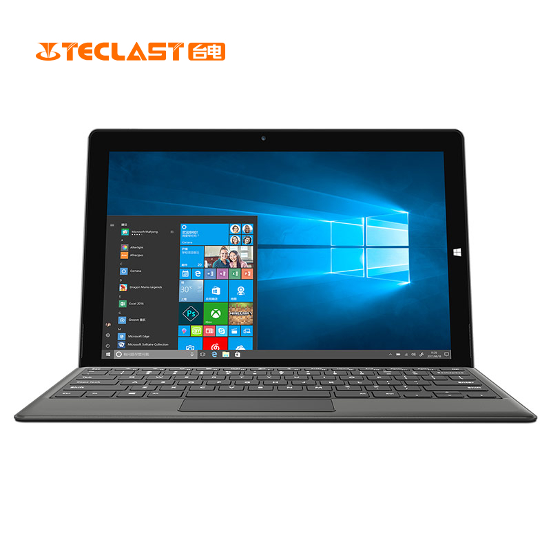 TecLast 297x183x10.6mm Original Box X3 Plus Intel Celeron N3450 6G RAM 64G ROM 2.2GHz Windows 10.1 OS 11.6 Inch IPS Laptop