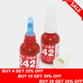 1pcs 242 Glue Screw Glue Blue Glue Anaerobic Adhesive