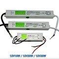 AC 220 V para dc 12 V/24 V motorista Levou fonte de Alimentação à prova d' água IP67 Transformador de iluminação 10 W 15 W 20 W 30 W 36 W 45 W para tira conduzida luzes